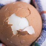 【自宅で作れる育毛剤!】決め手は卵の薄皮にあったんです!