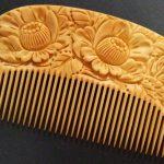 静電気がほとんど起こらない<つげ櫛>はヘアケア効果最強です。つげ櫛ってご存知ですか?