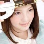 第一印象『前髪』朝の簡単スタイリングの秘訣は≪前髪パーマ≫