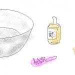 お酢でシャンプーするのが静かなブーム